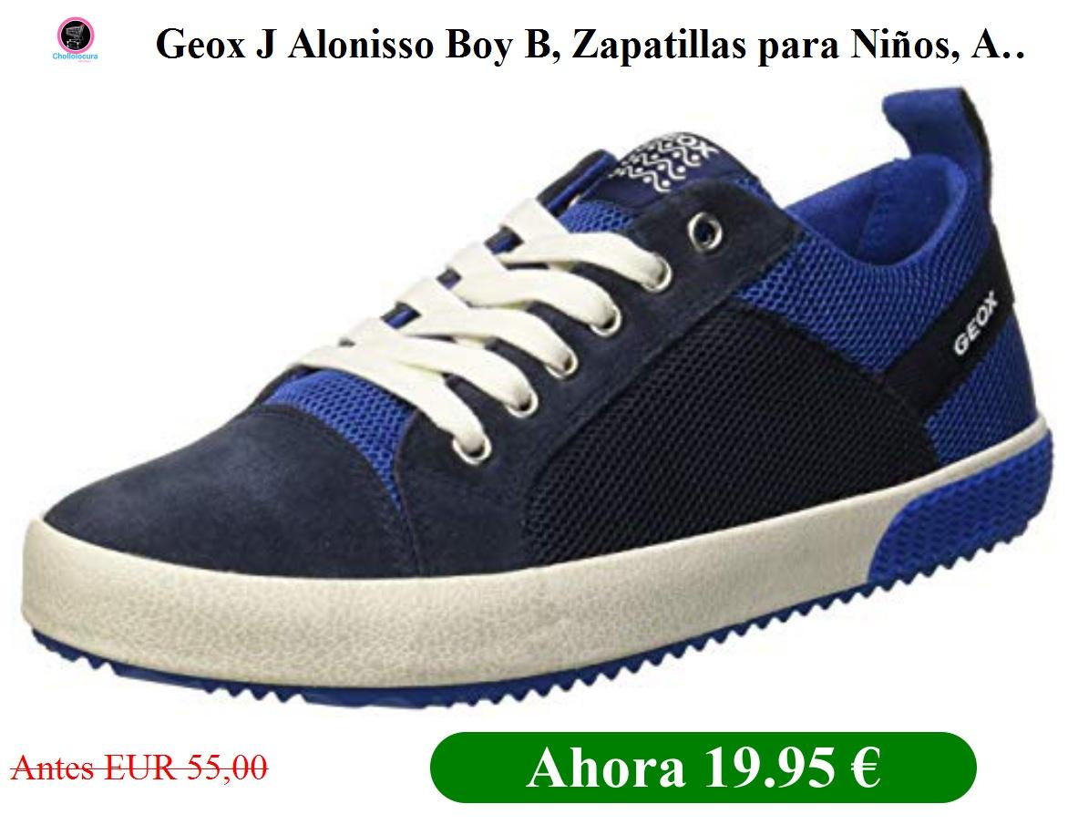 tipo Misión Puno  Zapatos Geox J Alonisso Boy C Zapatillas para Niños Zapatos y complementos  centrocen.cl